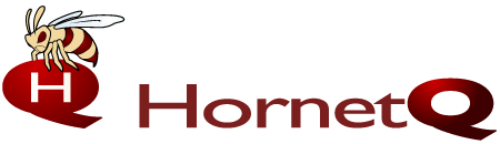 The new HornetQ logo