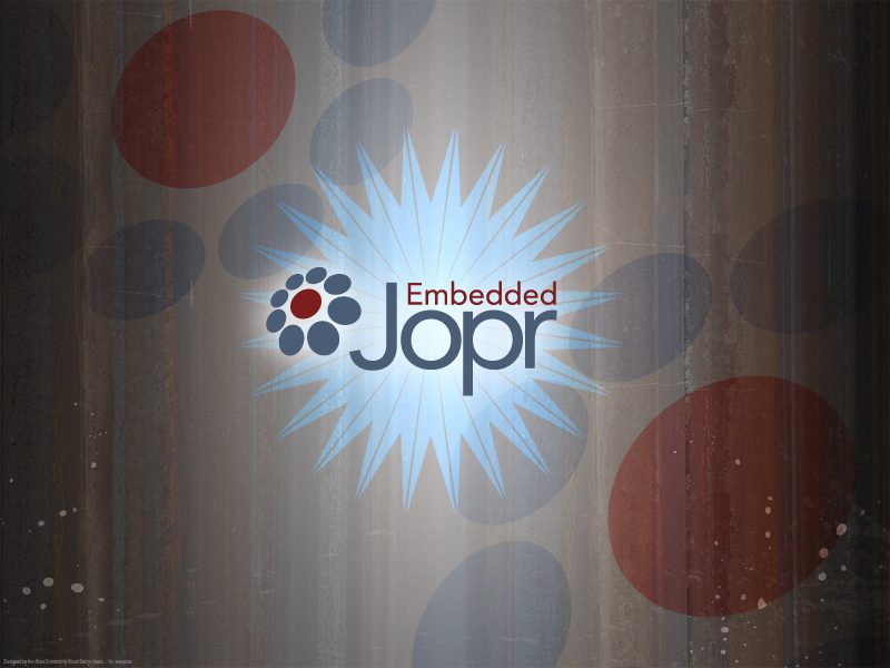 Embedded Jopr Desktop Wallpaper