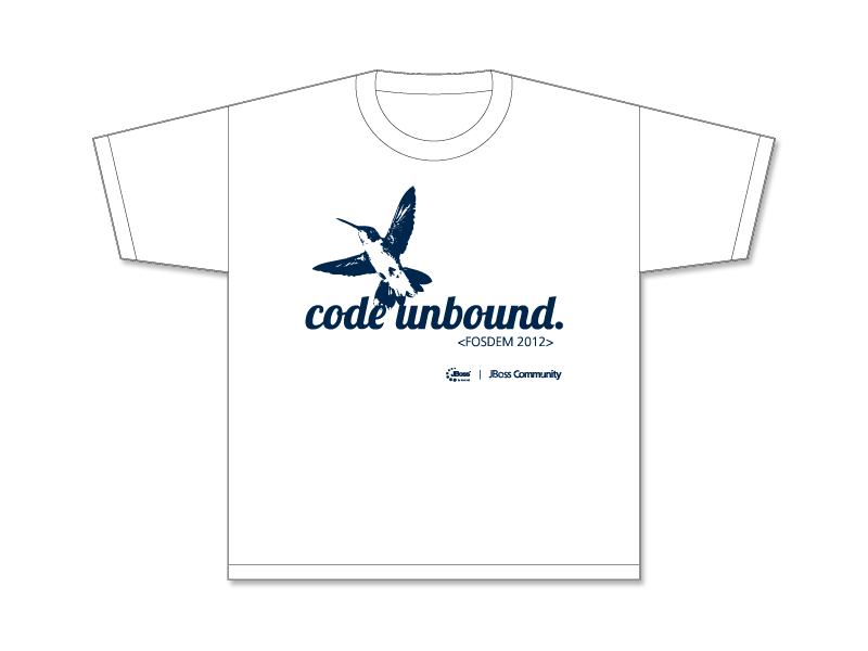 FOSDEM Shirt